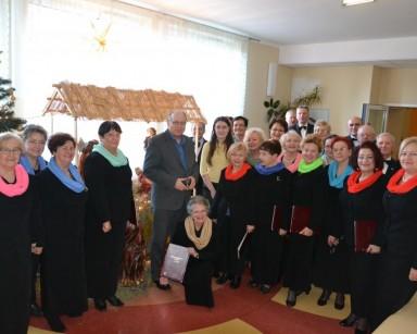 Kolędowania z Chórem Symfonia z Gdyni