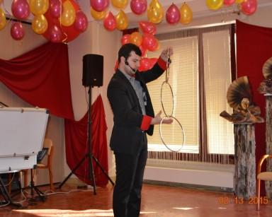 Zabawa Karnawałowa w DPS na Pawiej w Gdyni