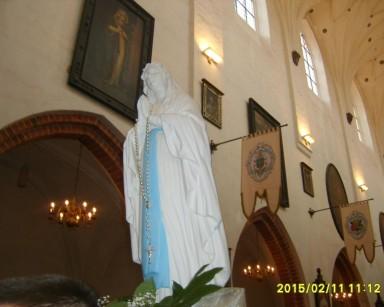 W Archikatedrze Oliwskiej obchodziliśmy XXIII Światowy Dzień Chorego