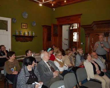 """Promocja książki """"Kalejdoskop. Spotkania z mniejszościami narodowymi w Muzeum Sopotu"""""""