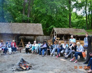 Spotkanie integracyjne wolontariuszy