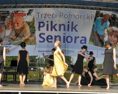 Trzeci Pomorski Piknik Seniora