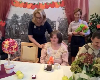 Uroczystość urodzinowa