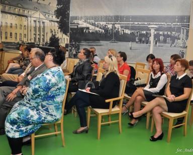 Sesja Polskiego Towarzystwa Gerontologicznego w DPS w Sopocie w dniu 26.09.2015 roku