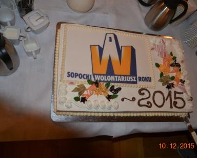 Sopocki Wolontariat Roku 2015