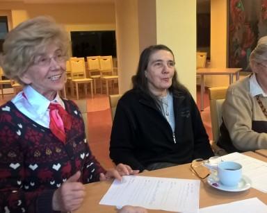 """""""Ze zmarszczkami Nam do twarzy – komunikacja i praca w grupie, czyli jak się poznawać"""""""