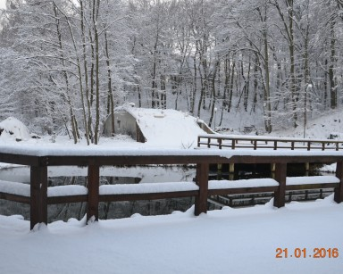 Skansen archeologiczny Grodzisko w Sopocie