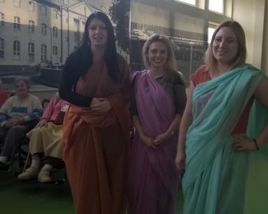 podróż do INDII