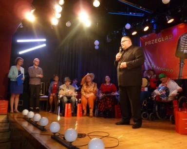 Od Seniora do Gwiazdora – konkurs karaoke
