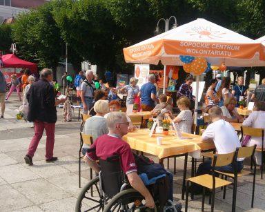 Braliśmy udział w Festynie Organizacji Pozarządowych