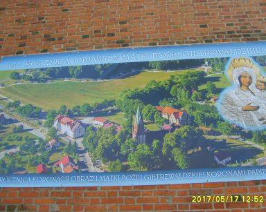 wycieczka do Sanktuarium Matki Bożej Gietrzwałdzkiej dla mieszkańców Domu Pomocy Społecznej i Dziennego Domu Pobytu