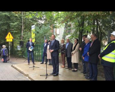 """Szpital dla seniorów – rozpoczęcie budowy i piknik """"Zdrowy Pomorzanin, zdrowy Sopocianin"""""""