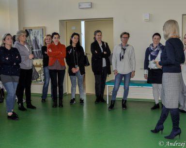 Wizyta studentów