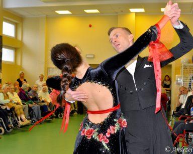 Urodziny pełne tańca i magii