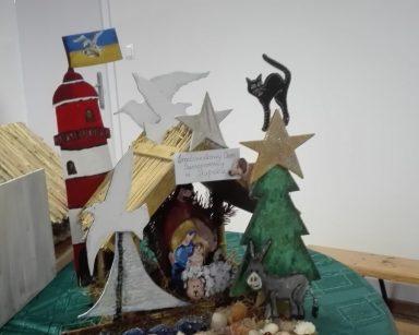 Sopocka Szopka Bożonarodzeniowa