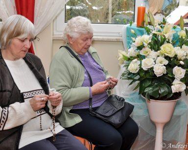 W sopockim Domu Pomocy Społecznej działalność rozpoczęło Koło Różańcowe