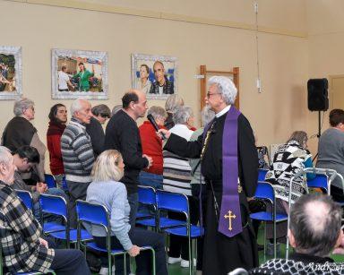 Rekolekcje wielkopostne odbyły się w Domu Pomocy Społecznej w Sopocie.