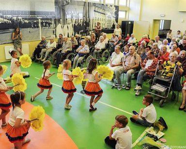 Odwiedziny dzieci z Przedszkola nr 12 w Sopocie