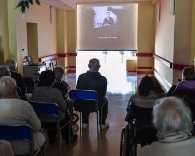 Wizyta Sopockiego Mobilnego Muzeum