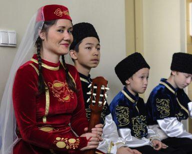 Wizyta Tatarów w Sopocie