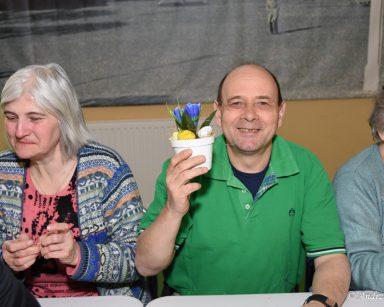 Warsztaty Florystyczne w DPS Sopot