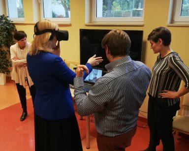 Gogle VR-EP pomocne w edukacji