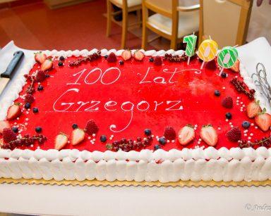 100 lat pana Grzesia!