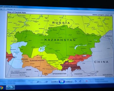 "Kazachstan i Uzbekistan ""oczami"" Wolontariuszki"