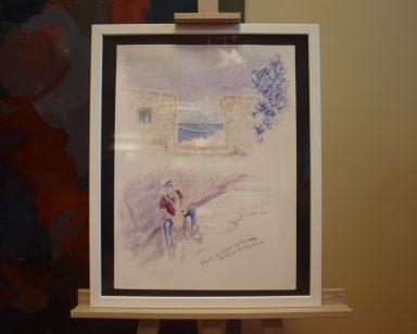 Wystawa Fiolety, fiolety …