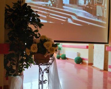 30.10.2020 Transmisja różańca z Parafii Św. Bernarda w Sopocie, za zmarłych mieszkańców naszego Domu.