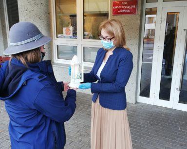 Światełko Betlejemskie dla mieszkańców Domu Pomocy Społecznej w Sopocie