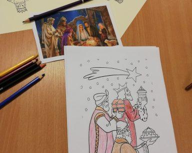 Przygotowujemy się do Święta Trzech Króli