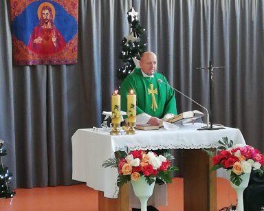 Msza święta w intencji Babć i Dziadków