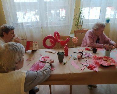 Przygotowania i obchody Dnia świętego Walentego cd.