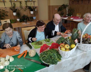 Soki warzywno-owocowe