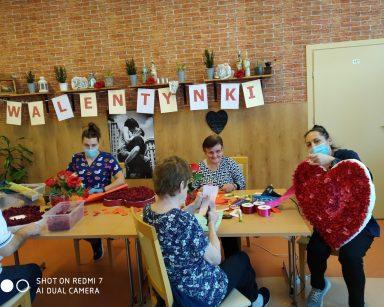 Przygotowania i obchody Dnia świętego Walentego