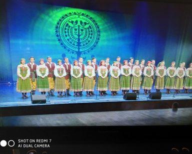 Koncert Zespołu Ludowego Pieśni i Tańca Mazowsze