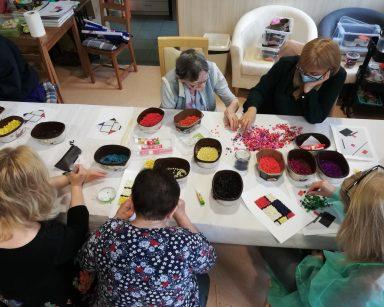 Zapraszamy na zajęcia plastyczne z dziełem sztuki w tle