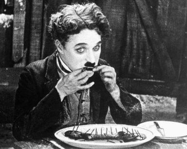 W Starym Kinie. Charlie Chaplin